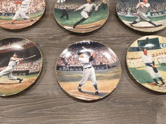 Baseball's Greatest Moments Collector Plates for Sale in Leavenworth,  WA