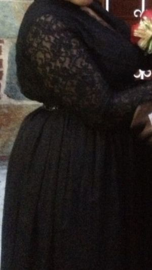 Prom Dress or Black affair gala for Sale in Washington, DC