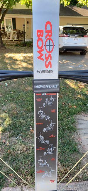 Cross bow by weider 230lb capacity for Sale in Manassas, VA