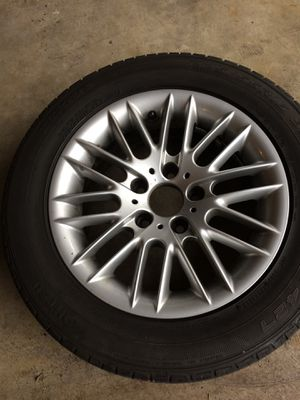 BMW Style 82 wheel + tire for Sale in Renton, WA
