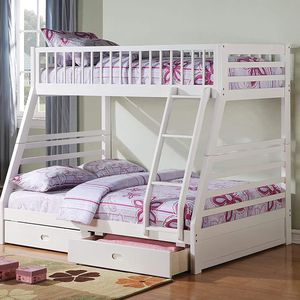 Twin/Full Bunk Bed for Sale in Glendale, AZ