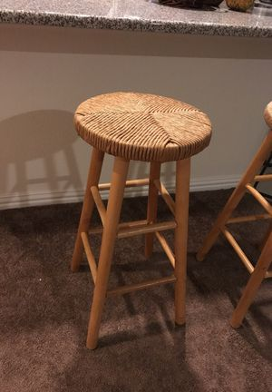 Bar stools (good condition) for Sale in Leander, TX
