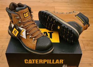 CAT Work Boots size 8 and 8.5 for Men. for Sale in Lynwood, CA