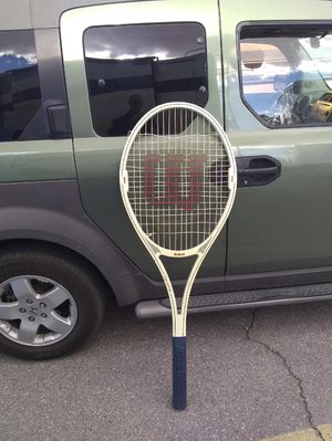 Wilson super-sized tennis racket for Sale in Las Vegas, NV