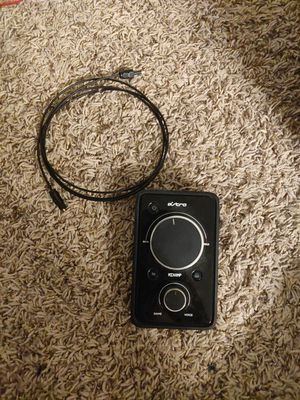 Astro A40 Gaming MixAmp PS4, Xbox One, PS3, Xbox 360 for Sale in Aurora, CO