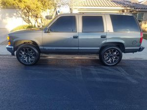 Chevy Tahoe for Sale in Las Vegas, NV
