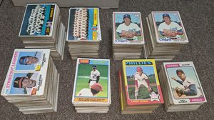 Vintage Topps Baseball Cards for Sale in Chicago, IL