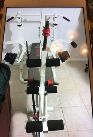 WEIDER Brand Exercise Weightlifter machine Model No WEBE 14871 for Sale in Rockville Centre, NY