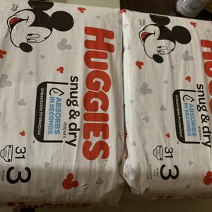 Huggies Diapers for Sale in Hollywood, FL