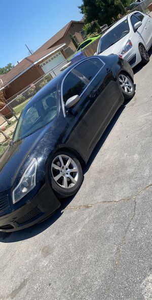 G35 stock rims for Sale in Bakersfield, CA