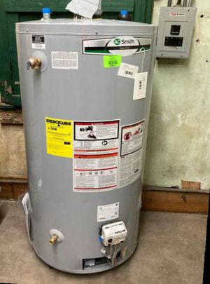 AO smith 74 gal gas water heater 6 R for Sale in Houston, TX