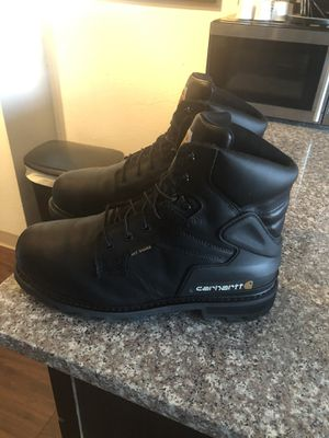 Carhartt mens size 13 work boots. In very good condition.. Serious buyers only for Sale in Denver, CO