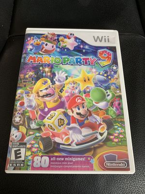 Nintendo Wii - Mario Party 9 for Sale in Land O' Lakes, FL