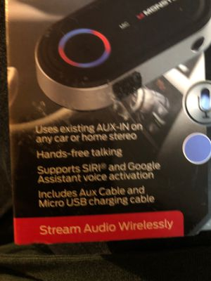Bluetooth Audio Receiver. for Sale in Aurora, OH