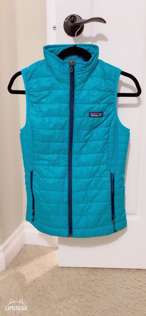 Patagonia nano puff vest women's Xs for Sale in Lynnwood, WA