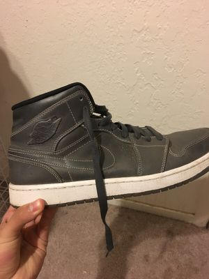 Jordan 1 throw a price for Sale in Fresno, CA