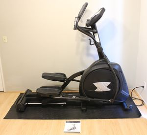 Xterra Fs5.8e Elliptical Cross-Trainer Exercise Workout Machine Cardio Fitness Treadmill Gym for Sale in San Dimas, CA