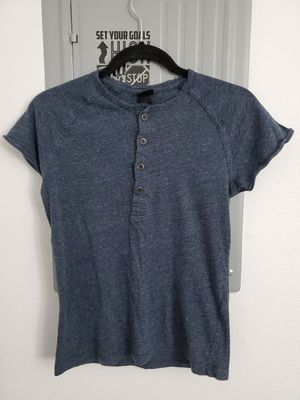 [Used] H&M Men XS Blue Shirt for Sale in Redwood City, CA