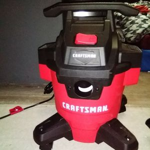 Craftsman 4 Gallon Wet/Dry Vac for Sale in Fontana, CA