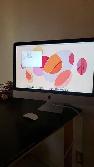 "iMac 14, 2 (late 2013) 27"" for Sale in Oklahoma City, OK"