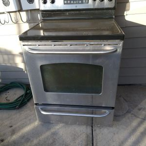 Glass Top Stove for Sale in Portland, OR