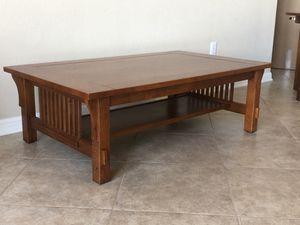 Oak Coffee table for Sale in Austin, TX