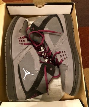 LIKE NEW JORDAN 1 FLIGHT Shoes (sz. 13). Boxed after being worn only once. for Sale in Gainesville, FL