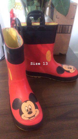 Kids crocs / rain boots for Sale in Dearborn, MI