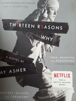 13 Reasons Why By Jay Asher for Sale in Albuquerque,  NM