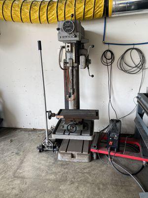 Clausing drill press for Sale in Virginia Beach, VA