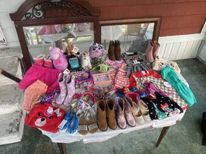 Kids clothes/shoes/toys for sale for Sale in Boca Raton, FL