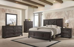 1046 cimarron bedroom set 4 pc for Sale in Chesapeake, VA