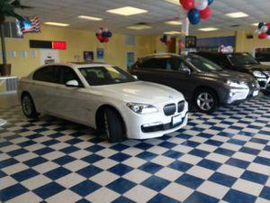 2014 bmw 7 series 750 LI XDRIVE for Sale in Manassas, VA