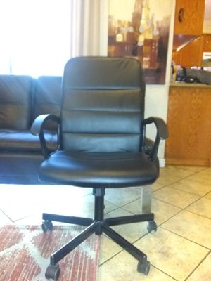 Black Ikea Office Chair for Sale in Industry, CA