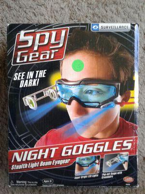 Spy gear toy chalk toy for Sale in Las Vegas, NV