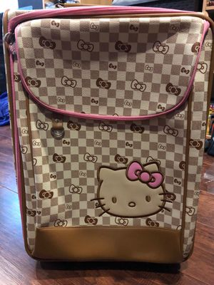 Hello kitty bag traveling for Sale in Adelphi, MD