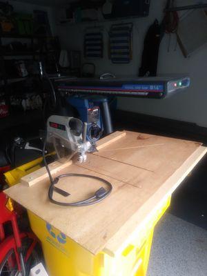 Ryobi radial saw for Sale in Crofton, MD