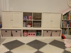 Pottery barn kids Cameron storage system for Sale in Delray Beach, FL