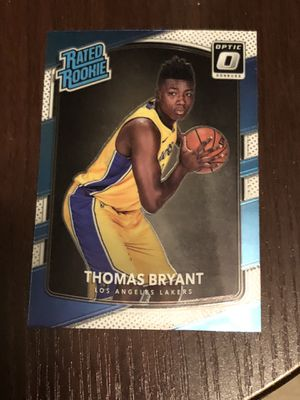 2017 optic Thomas Bryant rookie for Sale in Escalon, CA