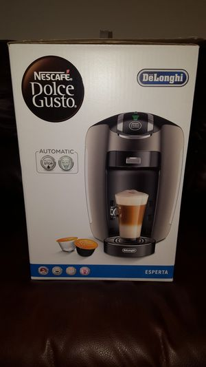Automatic coffee maker new. Just used one time. In box. for Sale in Miami, FL