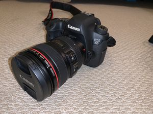 Canon Eos 6d Camera for Sale in Baton Rouge, LA
