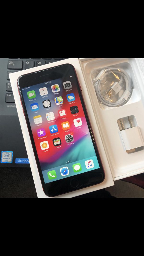 iPhone 8plus 64gb :Excellent Condition .Factory Unlocked .clean IMEI ..
