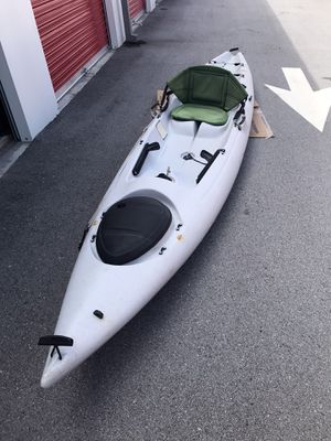 14' Wilderness Systems Fishing Kayak for Sale in New Port Richey, FL