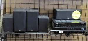 YAMAHA Surround Sound System RX-V673 for Sale in Vancouver, WA