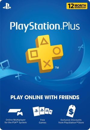 PS+ 12 moths membership for Sale in Addison, IL