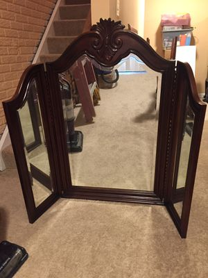Triple mirror for Sale in Gainesville, VA