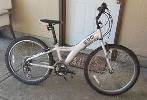 Boys Giant mountain bike for Sale in Brooks, OR