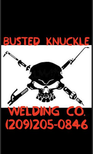 Busted knuckle welding for Sale in Atwater, CA