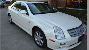 2006 Cadillac STS V6, 3.,6L V6 engine, 5-speed automatic, Clem title 139 mils keyless ignition, remote engine start, sunroof, universal garage door for Sale in Dallas, TX