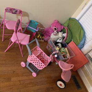 Free Toys for Sale in Reston, VA